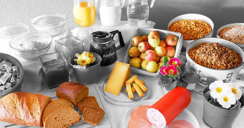 อาหารเช้า 3 ทวีป