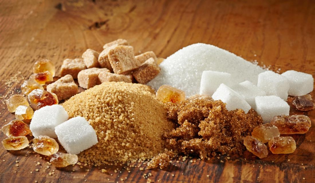 ทำความรู้จักกับน้ำตาล