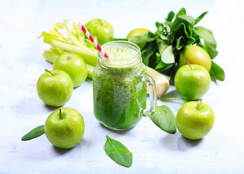การทำ น้ำผักผลไม้